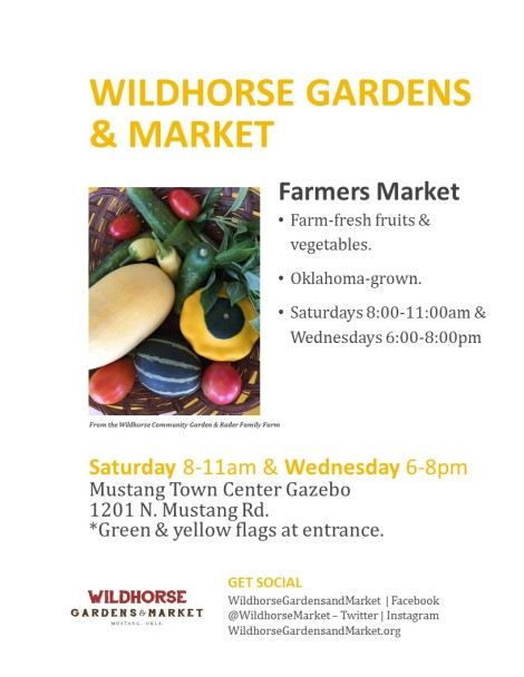 Wildhorse Farmers Market 14