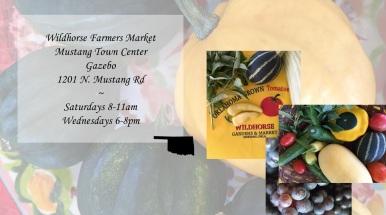 Wildhorse Farmers Market 9